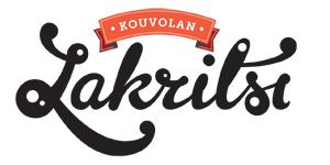Kouvolan lakritsi logo